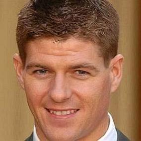 Steven Gerrard facts