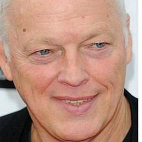 David Gilmour facts