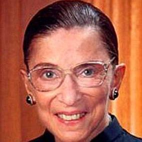 Ruth Bader Ginsburg facts