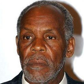 facts on Danny Glover