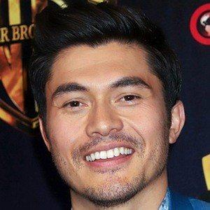 Henry Golding facts