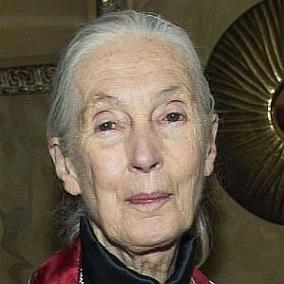 facts on Jane Goodall