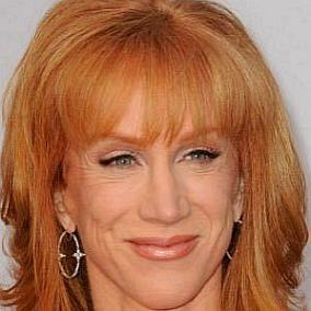 Kathy Griffin facts
