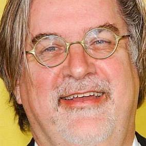 facts on Matt Groening