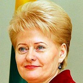 Dalia Grybauskaite facts