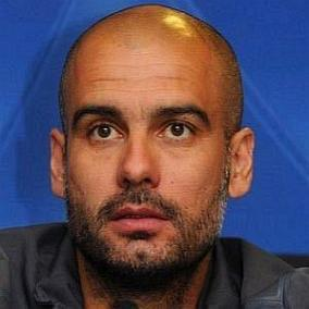 Pep Guardiola facts