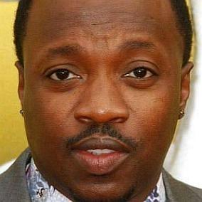 facts on Anthony Hamilton