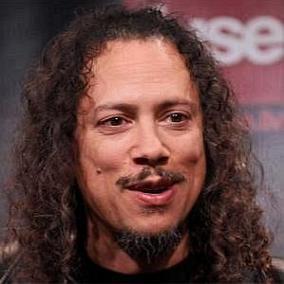 Kirk Hammett facts