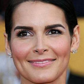 Angie Harmon facts
