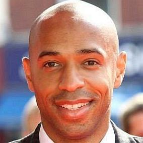 Thierry Henry facts