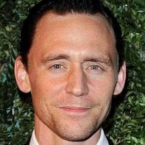 facts on Tom Hiddleston