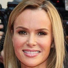 facts on Amanda Holden
