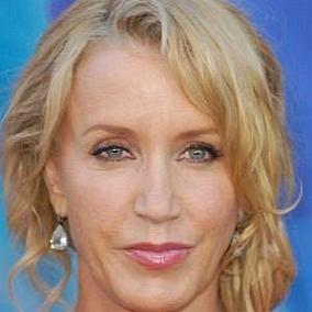 Felicity Huffman facts