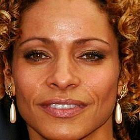 Michelle Hurd facts