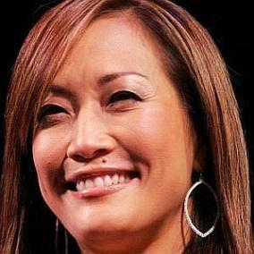 facts on Carrie Ann Inaba