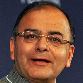 facts on Arun Jaitley
