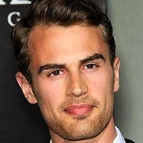 Theo James facts