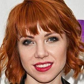 Carly Rae Jepsen facts