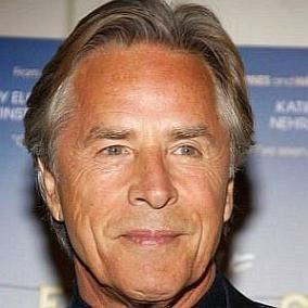 Don Johnson facts
