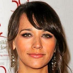 Rashida Jones facts