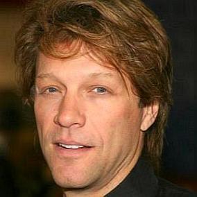 Jon Bon Jovi facts