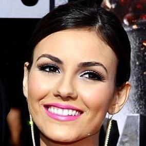 facts on Victoria Justice