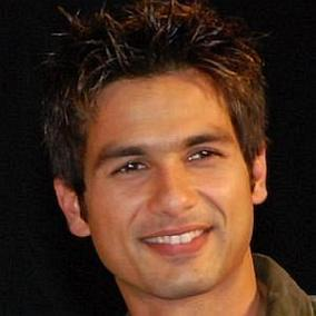 Shahid Kapoor facts