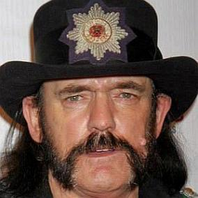 facts on Lemmy Kilmister