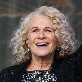 facts on Carole King
