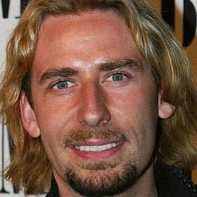 Chad Kroeger facts