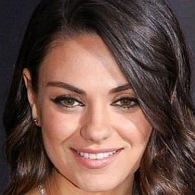 Mila Kunis facts
