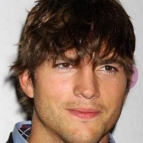 facts on Ashton Kutcher