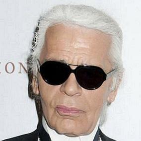 facts on Karl Lagerfeld