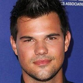 facts on Taylor Lautner