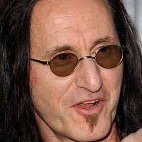 Geddy Lee facts