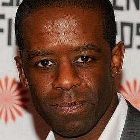 Adrian Lester facts