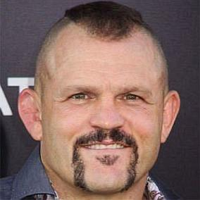 Chuck Liddell facts