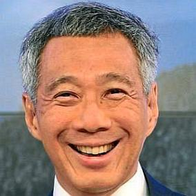 Lee Hsien-Loong facts