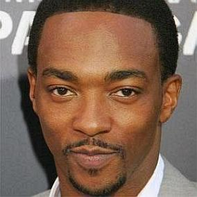 Anthony Mackie facts