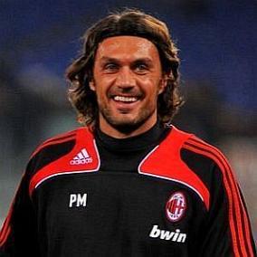 Paolo Maldini facts