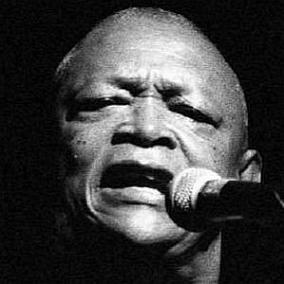 facts on Hugh Masekela
