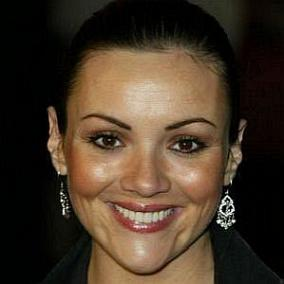 Martine McCutcheon facts