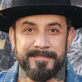 AJ McLean facts