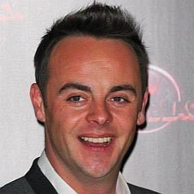 Anthony McPartlin facts