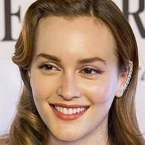 Leighton Meester facts