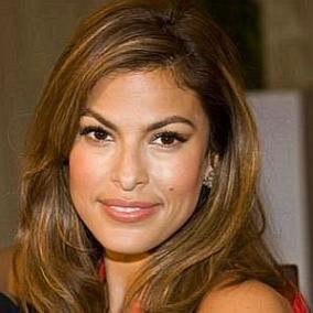 Eva Mendes facts