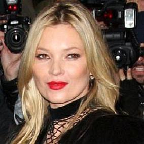 Kate Moss facts