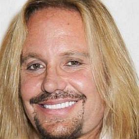 facts on Vince Neil
