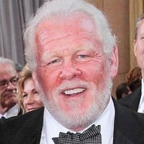 facts on Nick Nolte