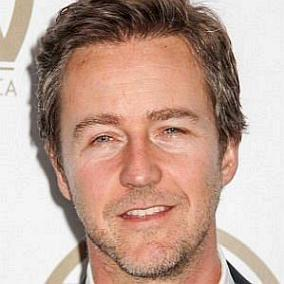 Edward Norton facts